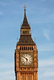 London. Big Ben clock tower. Stock Image