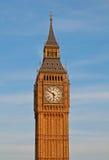 London. Big Ben clock tower. Stock Photos