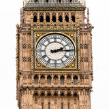 London Big Ben clock. Tower Stock Photos