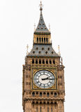 London Big Ben clock Stock Photo