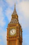 London. Big Ben clock tower. Stock Images