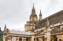 London Big Ben clock Royalty Free Stock Photos