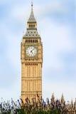 London Big Ben Clocktower Royalty Free Stock Photo