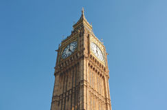 The London Big Ben Royalty Free Stock Images