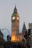 London Big Ben uk Royalty Free Stock Photo