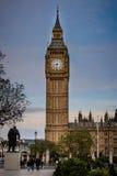 London - Big Ben Royalty Free Stock Photos