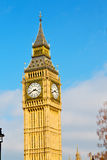 London big ben and historical   aged city Royalty Free Stock Photos