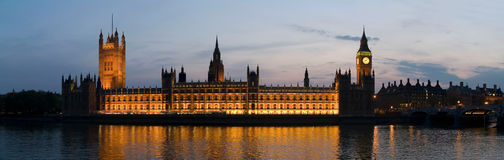 London, Big Ben Royalty Free Stock Photo