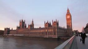 London stock video footage