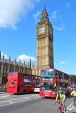 London - Big Ben Stock Image