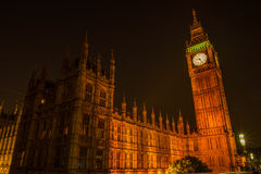 London  Big Ben Royalty Free Stock Photo
