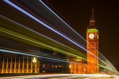 London  Big Ben Royalty Free Stock Photography