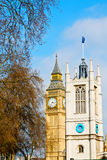 london big ben and   old construction england  aged city Stock Images
