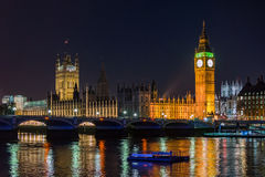 London Big Ben parliament royalty free stock image