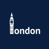 London - Big Ben Stock Photo