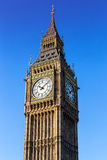 London Big Ben in a sunny morning Royalty Free Stock Photos