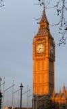 The London Big Ben Stock Image