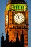 London, Big Ben Royalty Free Stock Images