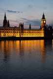 London, Big Ben Royalty Free Stock Photography