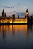 London, Big Ben Royalty Free Stock Photography
