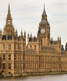 London Big Ben Westminster Royalty Free Stock Images