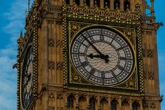 London-Big Ben stock image