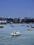 London Boats Royalty Free Stock Photos
