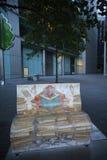 London bokbänkar Royaltyfri Fotografi