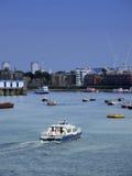 London-Boote Lizenzfreie Stockfotos