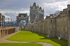 London-Brücke Lizenzfreies Stockbild