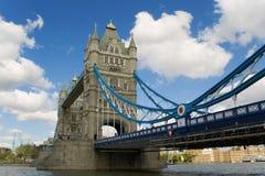 London-Brücke Stockbild