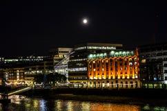 London-Brücken-Krankenhaus Stockbild