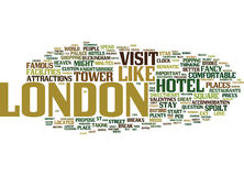 London Breaks Text Background  Word Cloud Concept. LONDON BREAKS Text Background Word Cloud Concept Royalty Free Stock Photography