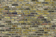 London Bricks Royalty Free Stock Photos