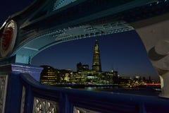 london bridżowy czerep Zdjęcia Royalty Free