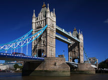 london bridżowy wierza Fotografia Royalty Free