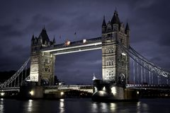 London Bridge - 1 Royalty Free Stock Photos