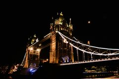 London Bridge Royalty Free Stock Photography
