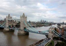 London bridge and city views Stock Image