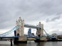 London bridge and city views Royalty Free Stock Image