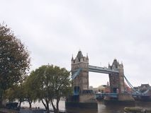 London Bridge Royalty Free Stock Photography