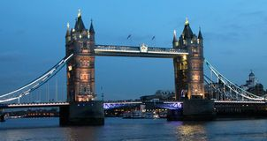 London Bridge, England royalty free stock photos