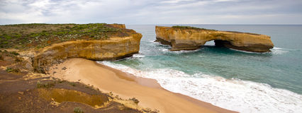 London Bridge - Great Ocean Road - Australia Royalty Free Stock Photos
