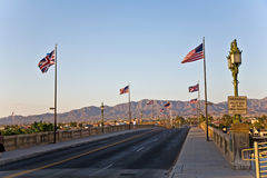 London Bridge in Lake Havasu Royalty Free Stock Images