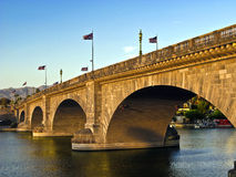London Bridge in Lake Havasu Royalty Free Stock Image