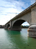 London Bridge in Lake Havasu City Royalty Free Stock Images