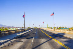 London Bridge in Lake Havasu Royalty Free Stock Photos