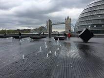 London bridge in London Royalty Free Stock Image