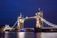 London - Tower Bridge Stock Images