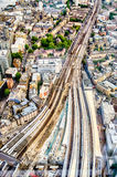 London Bridge Station Royalty Free Stock Images